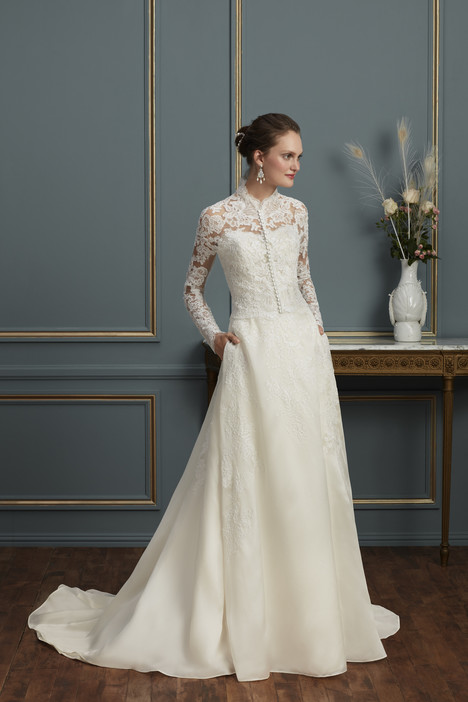 Aurelia (C119) (+ jacket) Wedding                                          dress by Amare