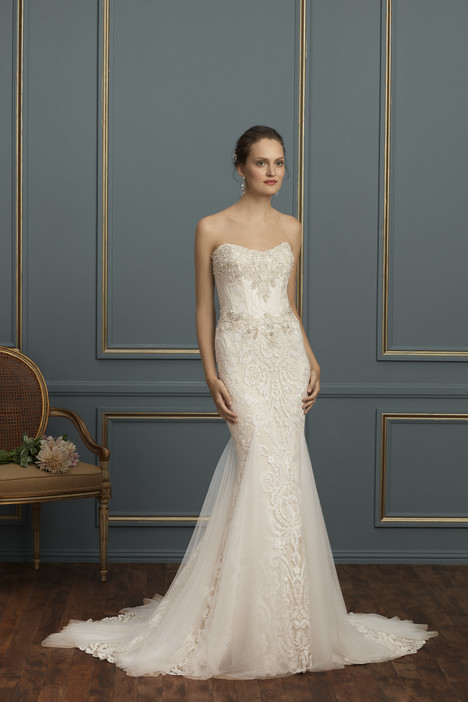 Nicolette (C121) Wedding                                          dress by Amare