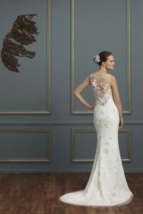 Kennedy (C122) (back) Wedding                                          dress by Amare