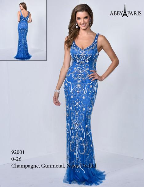 92001 Prom                                             dress by Abby Paris