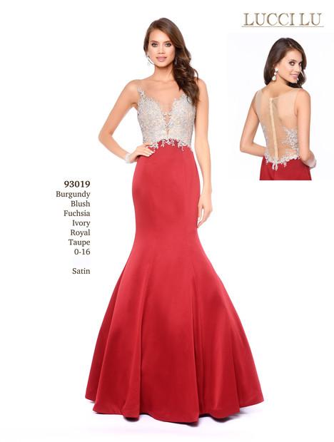 93019 Prom                                             dress by Abby Paris