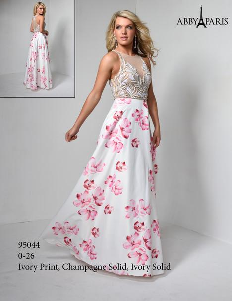 95044 Prom                                             dress by Abby Paris