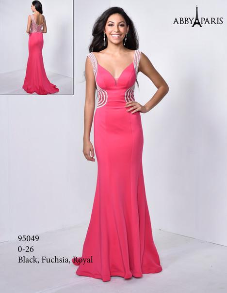 95049 Prom                                             dress by Abby Paris