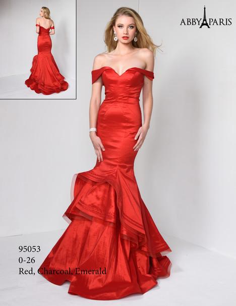 95053 Prom dress by Abby Paris