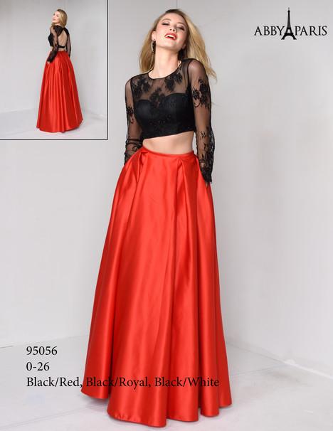 95056 Prom                                             dress by Abby Paris