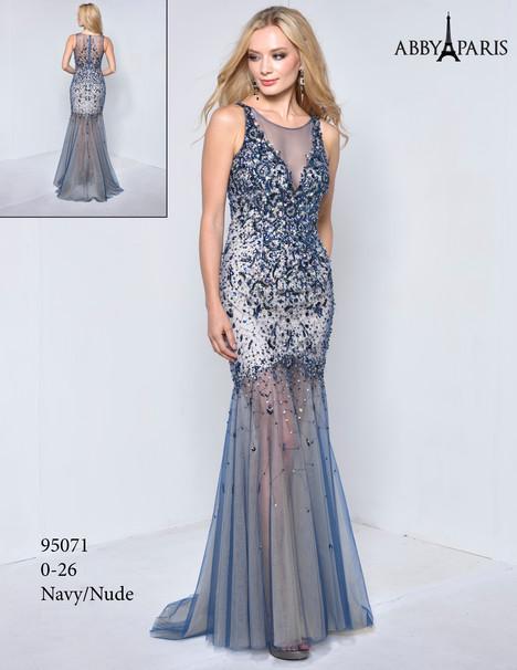 95071 Prom                                             dress by Abby Paris