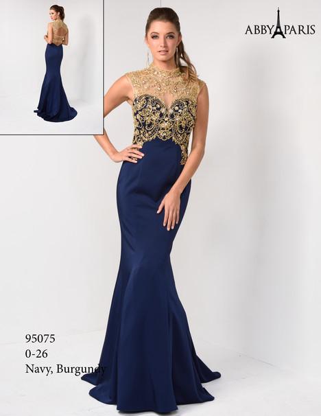 95075 Prom dress by Abby Paris