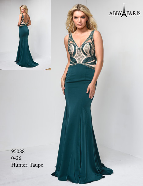 95088 Prom dress by Abby Paris