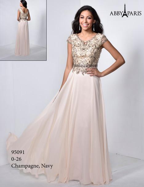 95091 Prom dress by Abby Paris