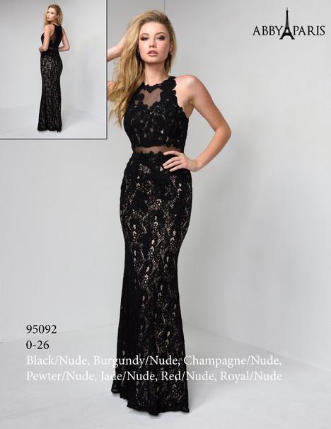 95092 Prom dress by Abby Paris