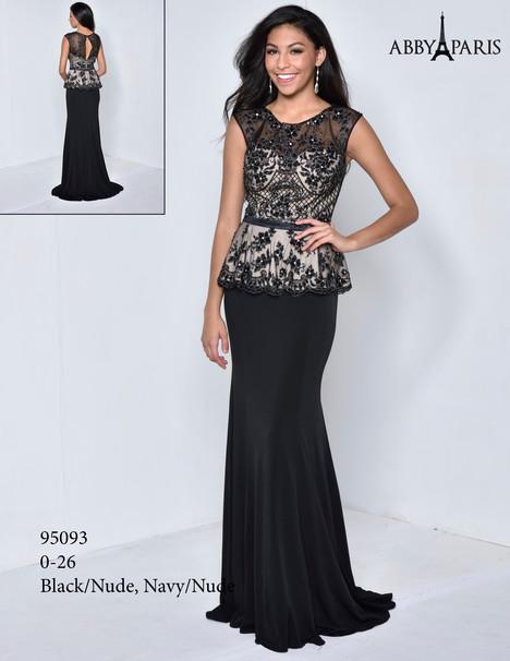 95093 Prom                                             dress by Abby Paris