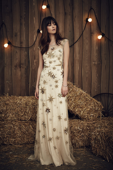Jolene (JPB645) (barley) Wedding dress by Jenny Packham