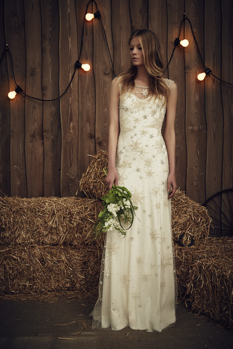 Jolene (JPB645) (ivory) gown from the 2017 Jenny Packham collection, as seen on dressfinder.ca