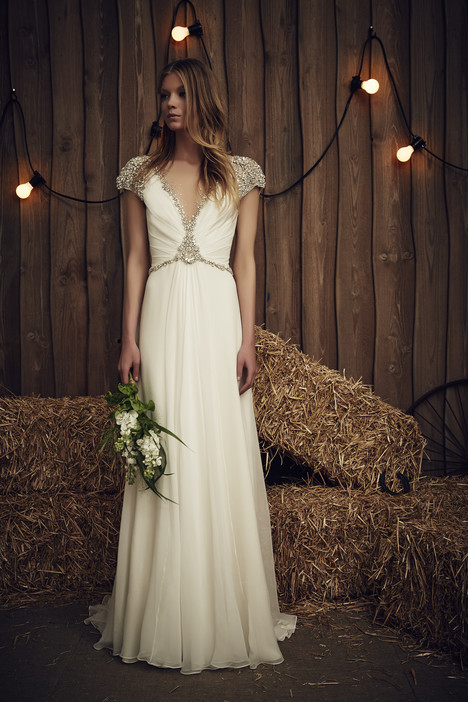 Sheba (JPB647) gown from the 2017 Jenny Packham collection, as seen on dressfinder.ca