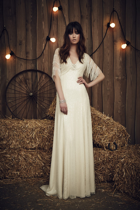 Savannah (JPB650) (ivory) gown from the 2017 Jenny Packham collection, as seen on dressfinder.ca