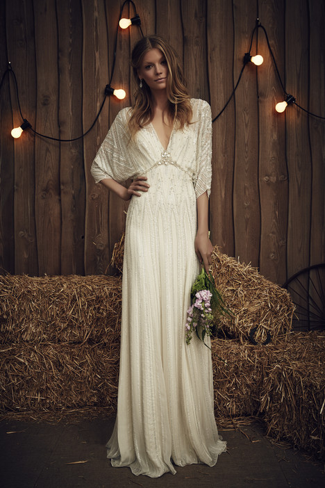Montana (JPB654) (ivory) Wedding dress by Jenny Packham