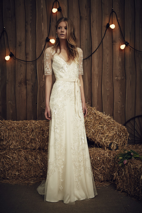 Faith (JPB659) (ivory) Wedding                                          dress by Jenny Packham