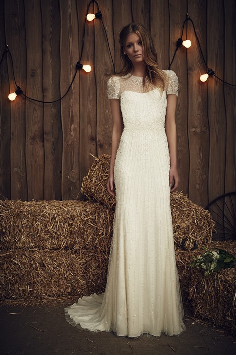 Dallas (JPB665) (ivory) Wedding                                          dress by Jenny Packham