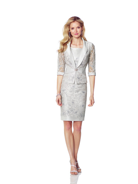 117803 Mother of the Bride                              dress by Mon Cheri : Social Occasions