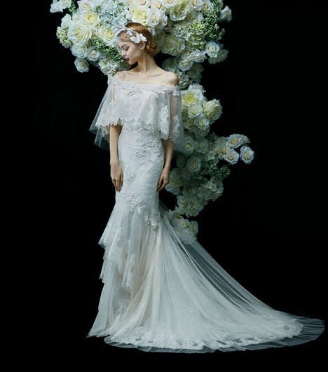 Aster Wedding                                          dress by Annasul Y