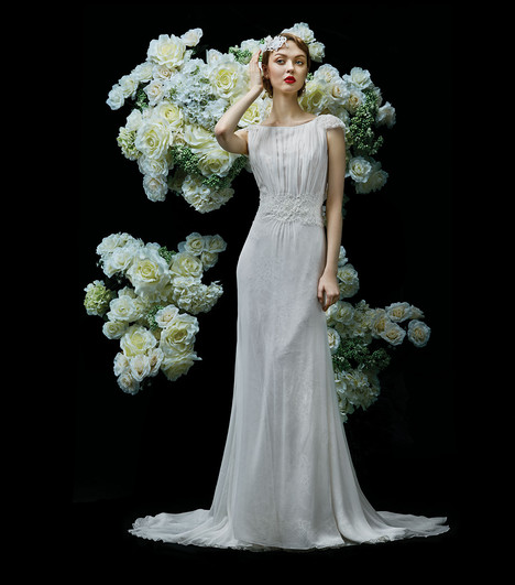 Balsam Wedding dress by Annasul Y