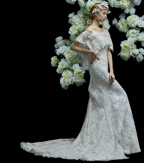 Dahlia Wedding                                          dress by Annasul Y