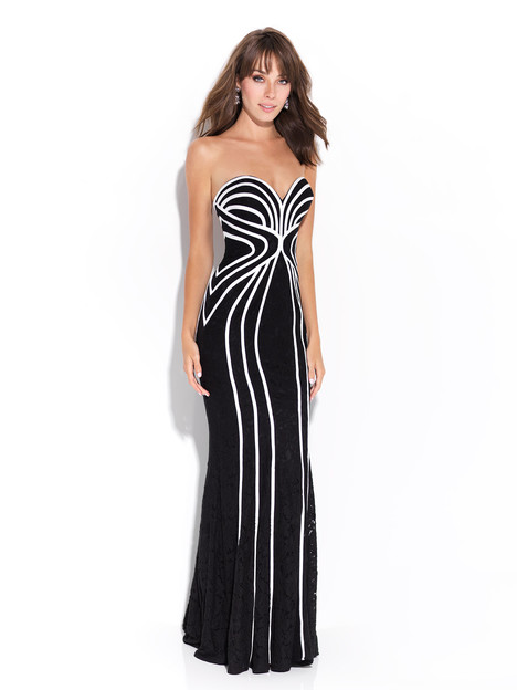 17-232 (black) Prom                                             dress by Madison James Special Occasion
