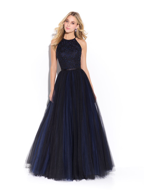 17-243 (black) Prom                                             dress by Madison James Special Occasion