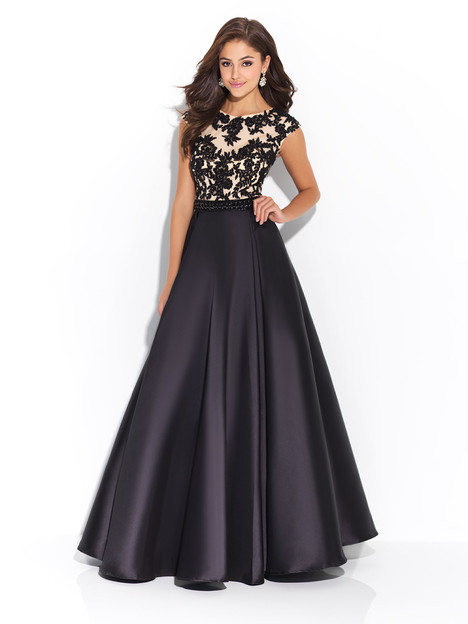 17-320M (black) Prom                                             dress by Madison James Special Occasion