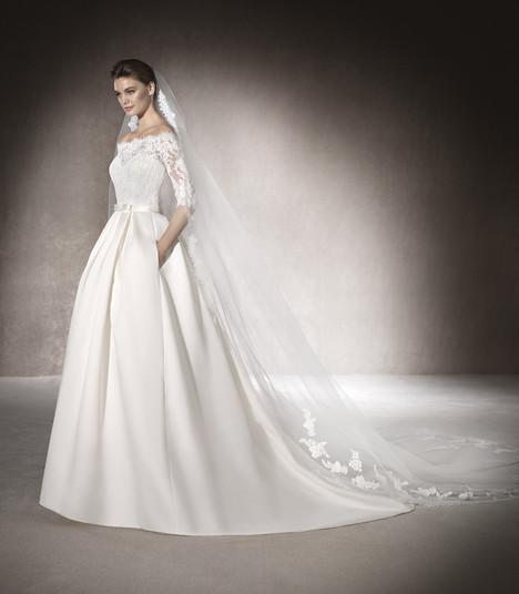 Malca Wedding                                          dress by St. Patrick