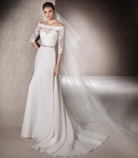 Marisa Wedding                                          dress by St. Patrick