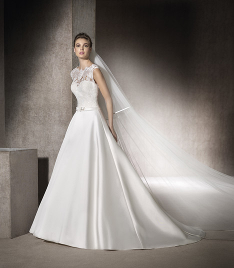 Morgan gown from the 2017 St. Patrick collection, as seen on dressfinder.ca