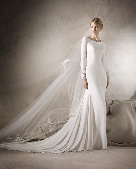 Hailey Wedding dress by La Sposa