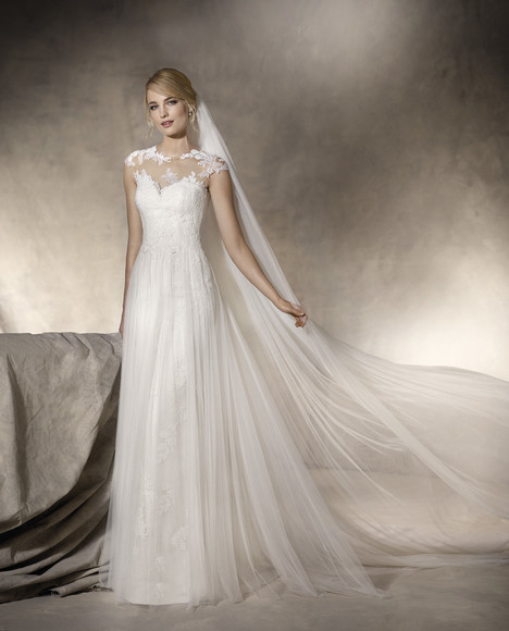 Halago Wedding dress by La Sposa