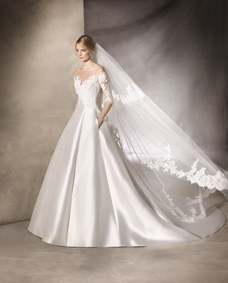 Haland Wedding                                          dress by La Sposa