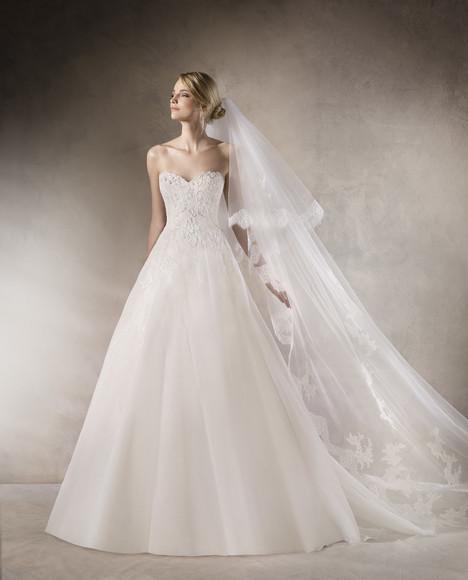 Halfon Wedding                                          dress by La Sposa