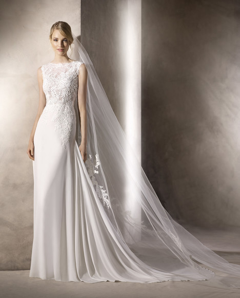 Hariet gown from the 2017 La Sposa collection, as seen on dressfinder.ca