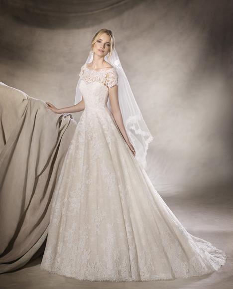 Heda Wedding                                          dress by La Sposa
