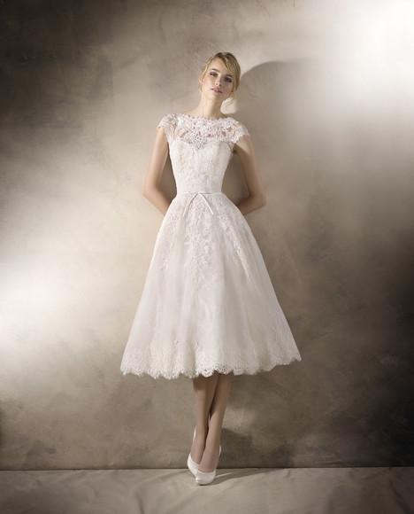 Hila Wedding                                          dress by La Sposa