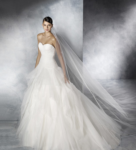 Jadelin Wedding                                          dress by White One
