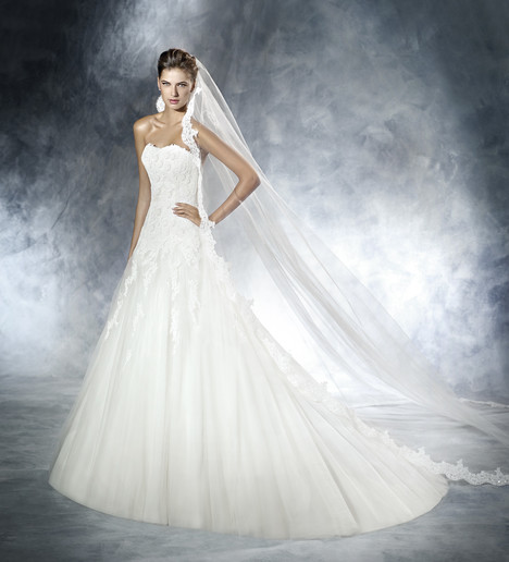 Jafit Wedding                                          dress by White One