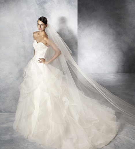 Jalaila Wedding dress by White One