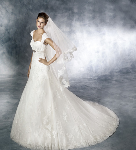 Jaleb Wedding                                          dress by White One