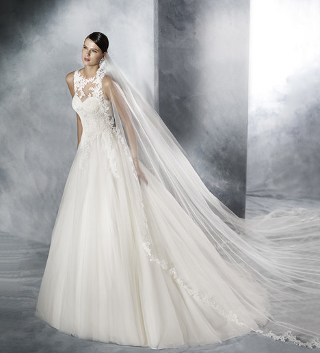Jarissa Wedding                                          dress by White One