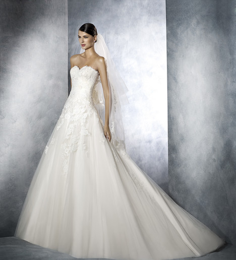 Jasmine Wedding                                          dress by White One