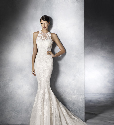 Jensen Wedding                                          dress by White One