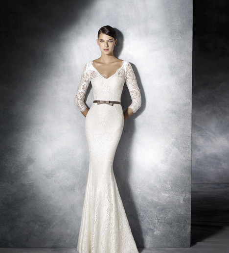 Jimena Wedding                                          dress by White One