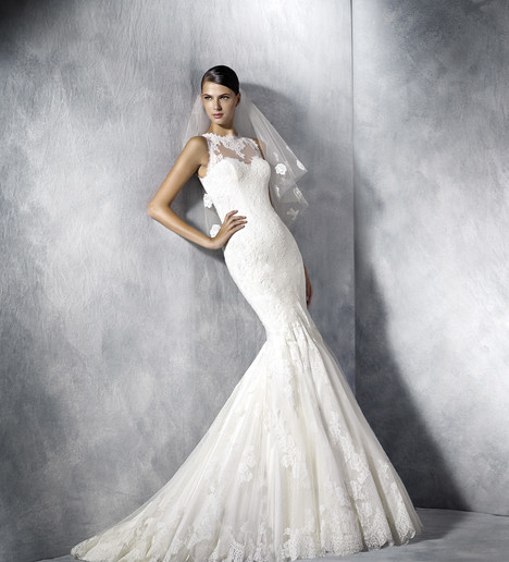 Jorgina Wedding                                          dress by White One