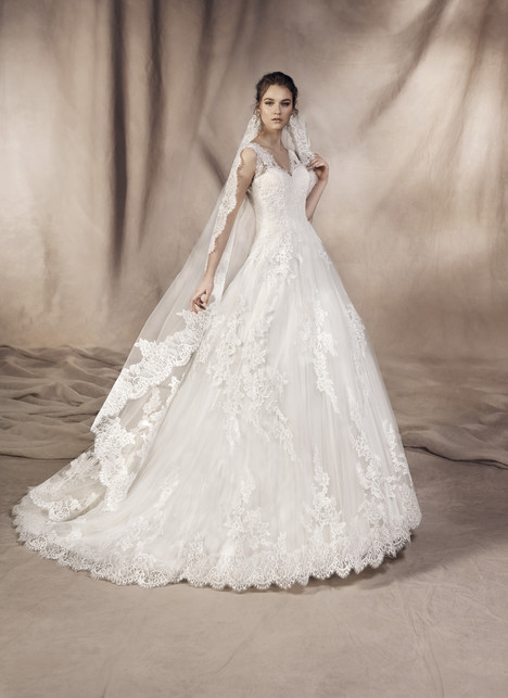 Samaya Wedding dress by White One