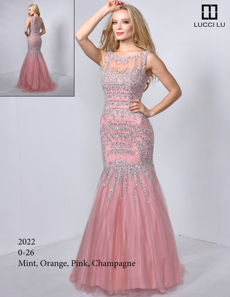 2022 Prom                                             dress by Lucci Lu